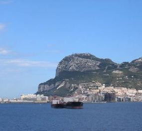 Гибралтарский пролив, Испания