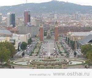 Площадь Испании, экскурсии, интересное в испании